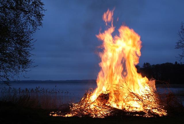 Feuer Aszendenten Widder, Löwe und Schütze