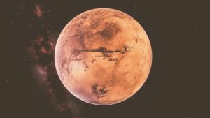 Mars rückläufig 10.9.-14.11.2020